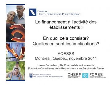 Nov11-AQESSS-Le-financement